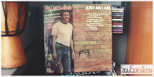 Bill Withers - Just As I Am [Album Cover]
